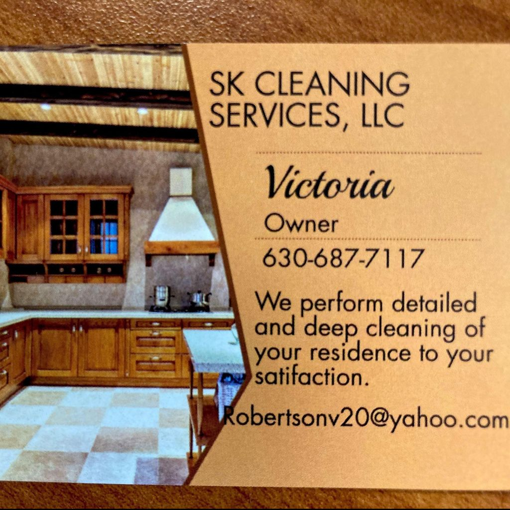 SK CLEANING SERVICES 1 LLC