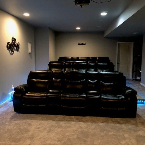 Riser w/LED designed & Build