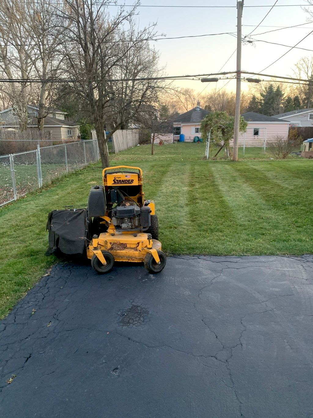 AB landscaping