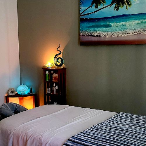 our NEW Serenity Treatment Room in Orange 🙏