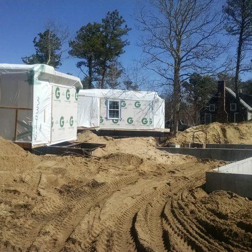 Modular House Build