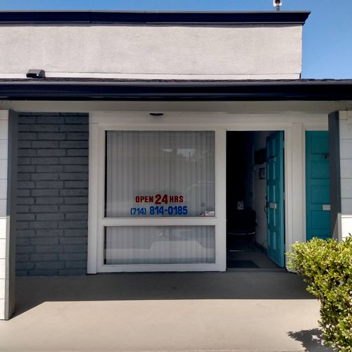 Located at 160 Centennial Way, Ste 2, Tustin, CA 92780