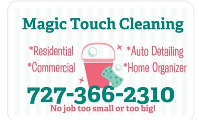 Avatar for Magic Touch Cleaning