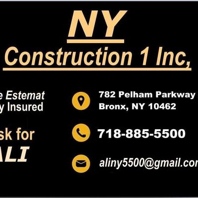 Avatar for NY Construction 1 Inc.