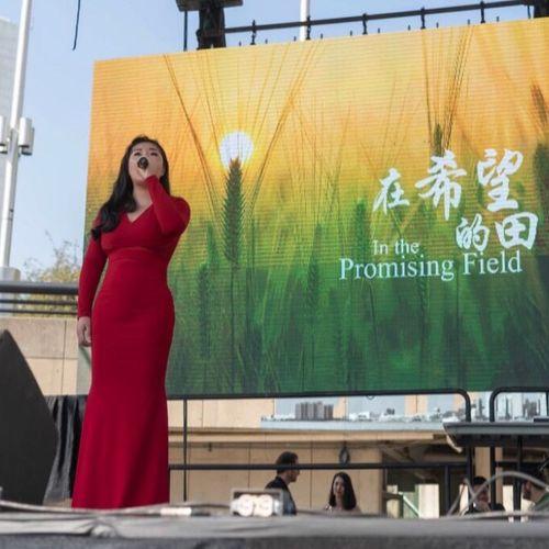 In Detroit China Festival