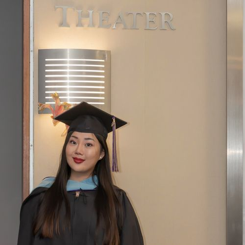 Master graduation