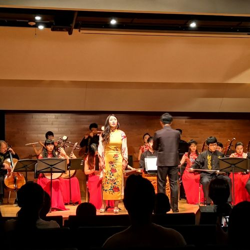Performing Chinese Art Song