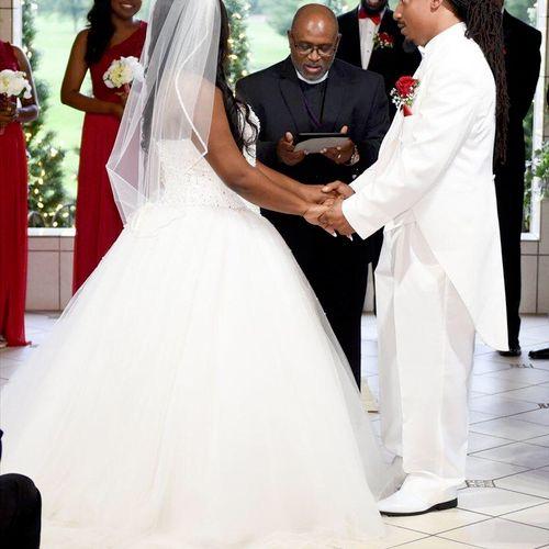 Wedding at Valle Vista Golf Club & Conference Center