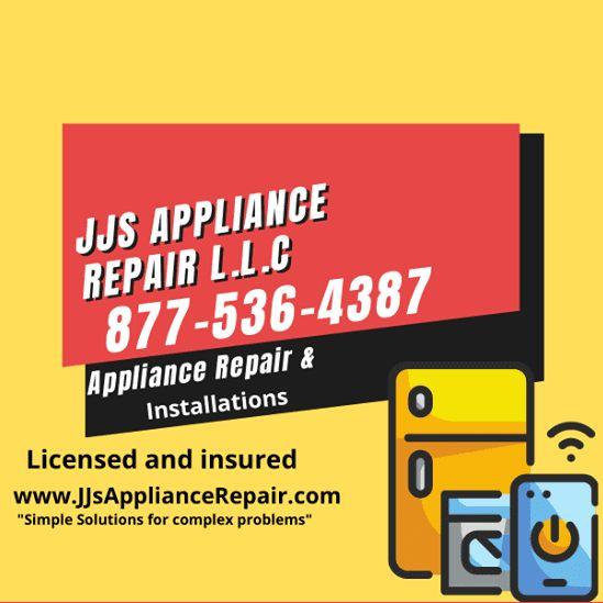 JJ's Appliance Repair Services L.L.C