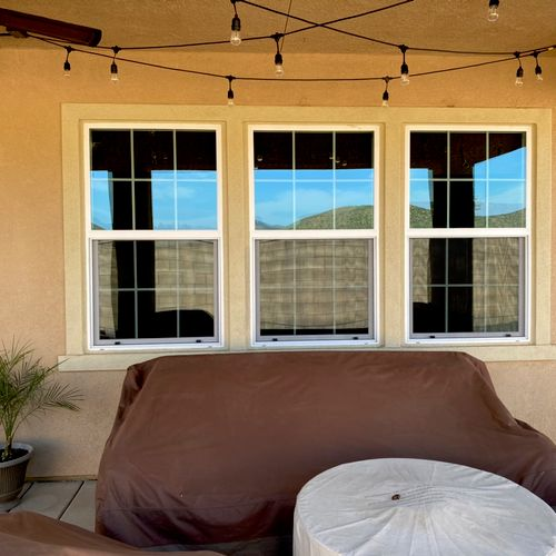 For a streak- free view, call West Windows!!