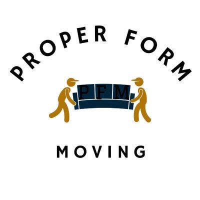 Avatar for Proper Form Moving LLC
