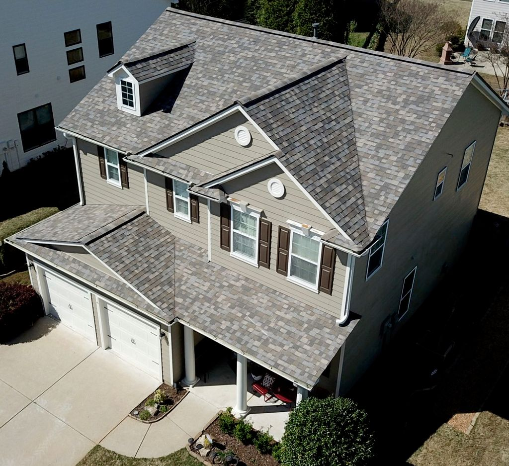 Roof Replacement - Owens Corning Sand Dune