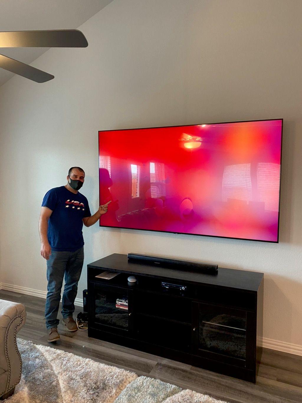 Pro TV Mounting Plus