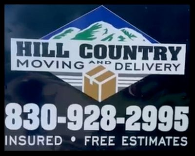 Avatar for Hill country moving and delivery