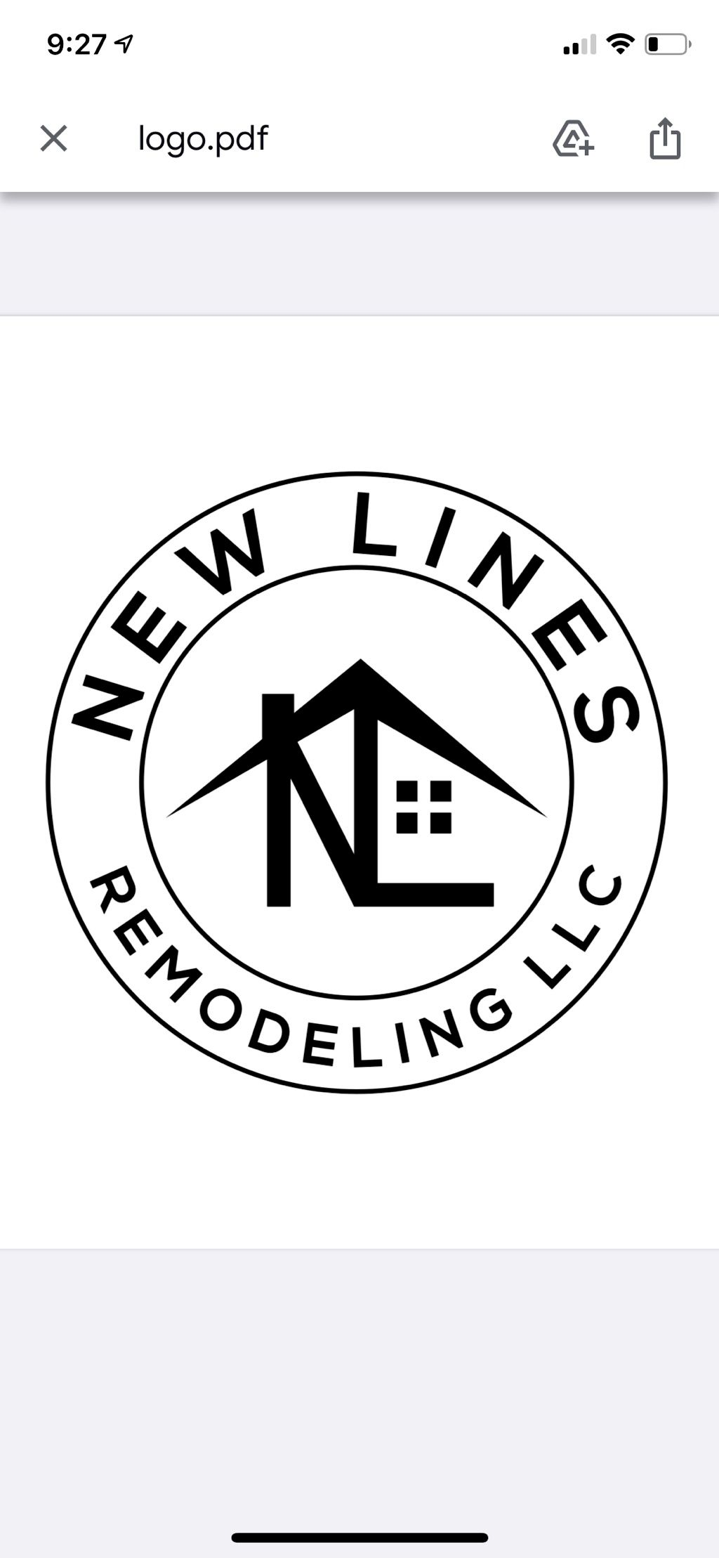 New Lines Remodeling LLC