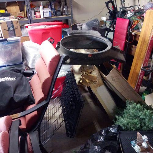 Clean- out Garage