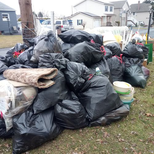 Clean-out - Junk Removal