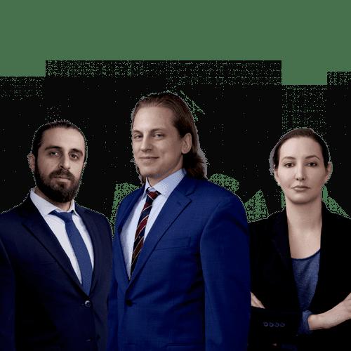 Weber Law Team