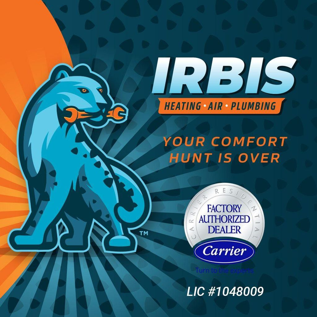 IRBIS Heating Air Plumbing