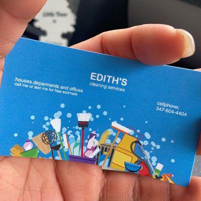 Avatar for Edith's house cleanig