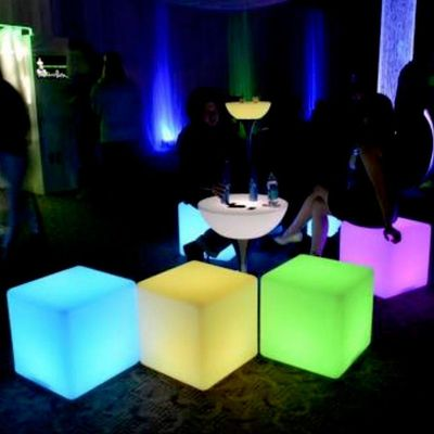 Avatar for LED cubes and LED Cocktail Table Rentals DMV