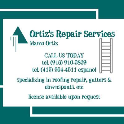 Avatar for Ortiz's Repair Service