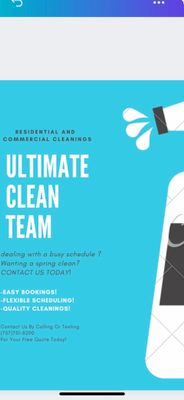 Avatar for Simply Clean Ultimate clean team