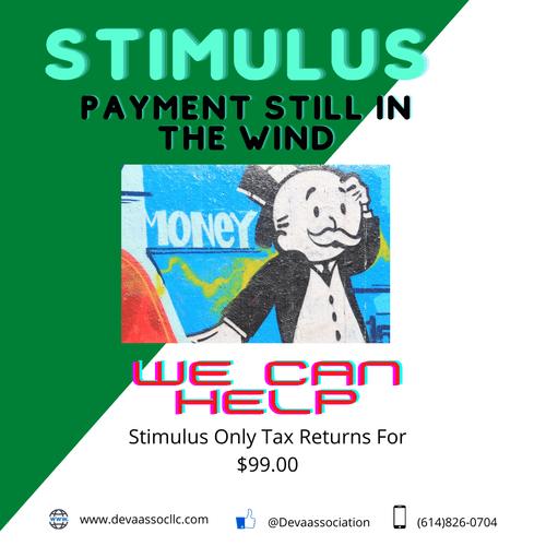 Stimulus Payment Help