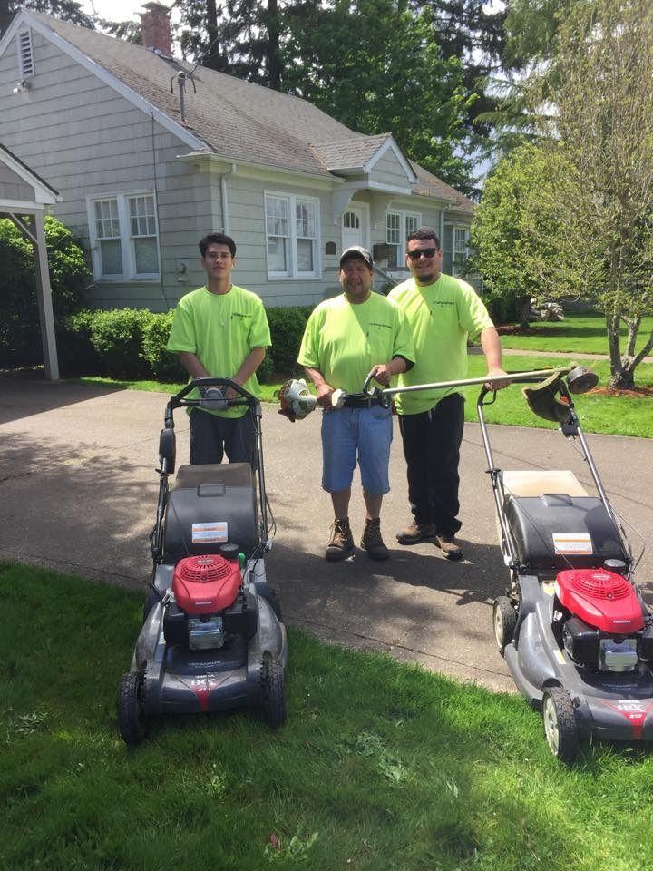 Luis landscape maintenance LLC by