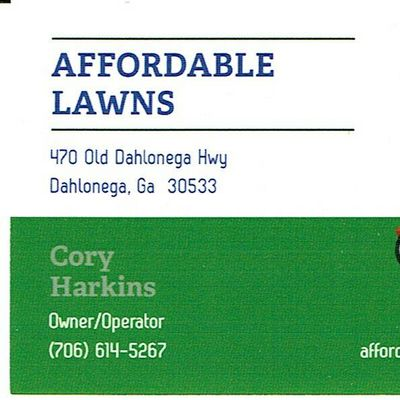 Avatar for Affordable Lawns