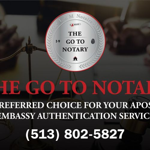 APOSTILLE AND AUTHENTICATION SERVICES.