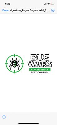 Avatar for BUG WARS.    Pest service