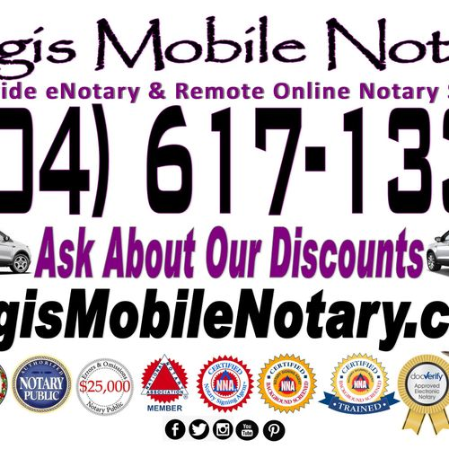 Contact REGIS Today!