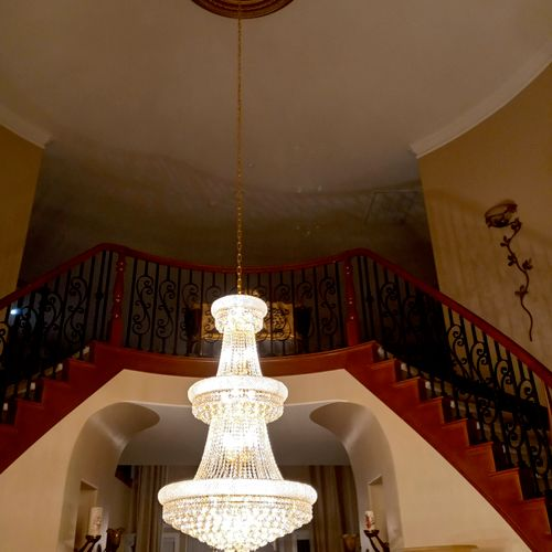 20ft ceiling
