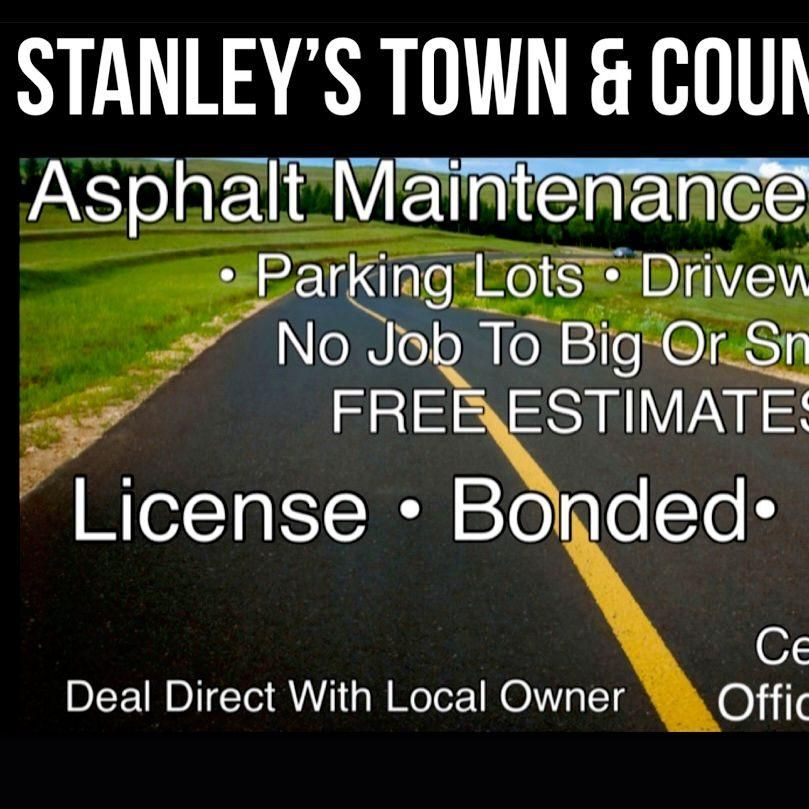 Stanley's Town and Country Paving
