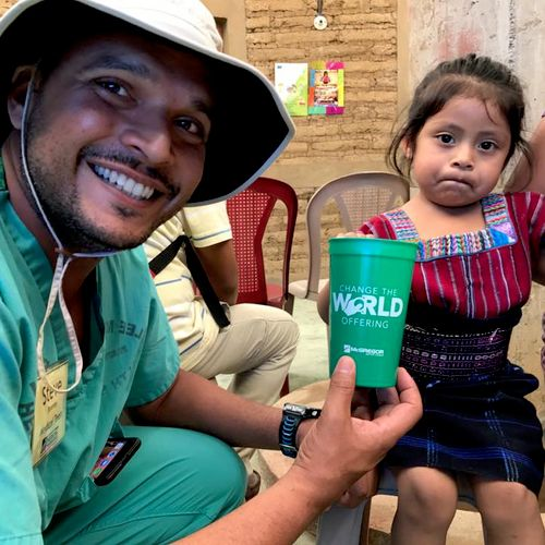 Passionate in helping people.  Gained great perspective during a medical mission trip in Guatemala
