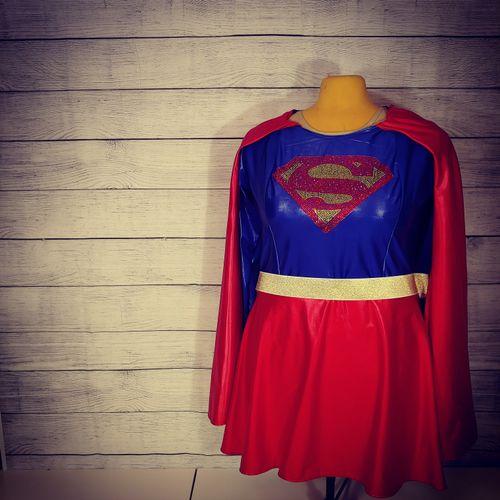 Custom Super Girl