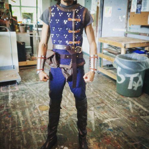 Custom Witcher costume