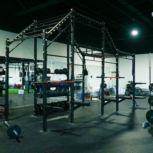 We have  weights, bars, balls, and more!