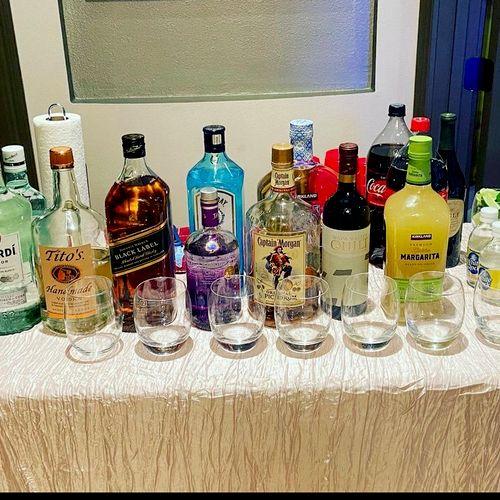 40th birthday party, Longwood