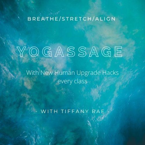 Yoga that feels like massage!