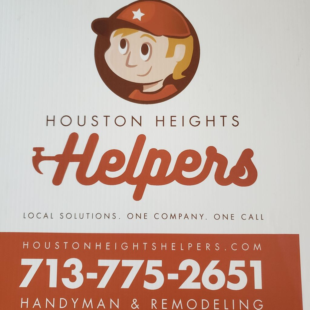 Houston Heights Helpers