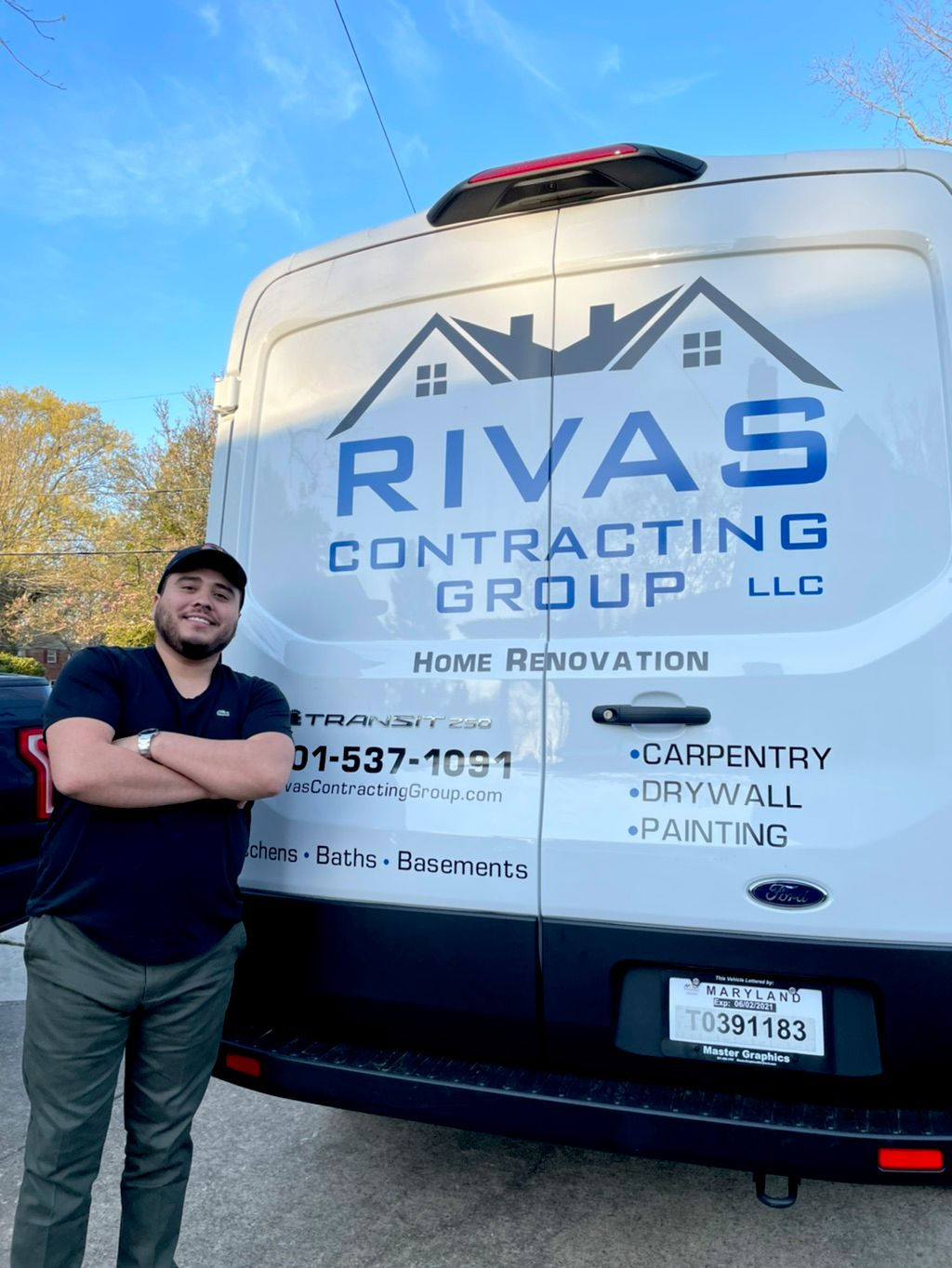 Rivas Contracting Group LLC