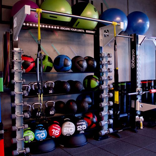 Now offering in-person training at Fitness Therapy in South San Francisco