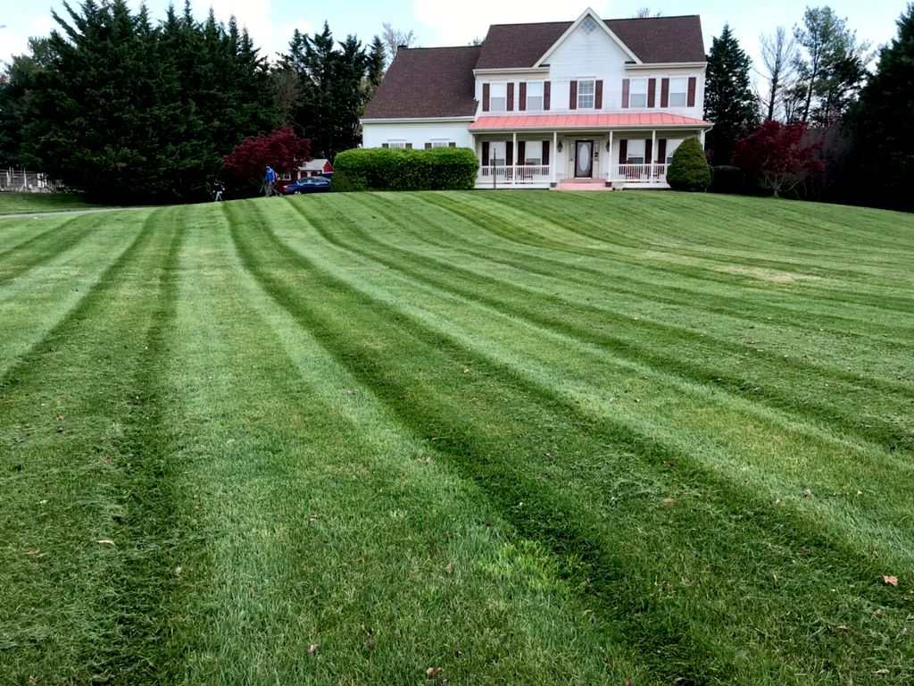 Impressive Lawncare and Landscaping no in