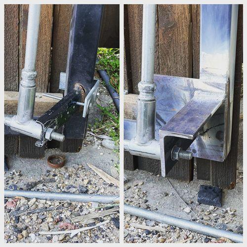 Sliding Gate Modifications