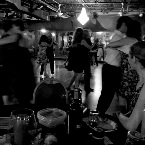 Milonga   Social Dance