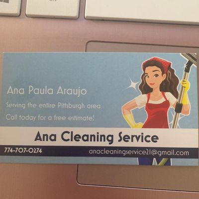 Avatar for Ana Cleaning Service