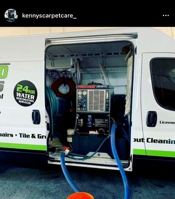 Avatar for Kenny's Carpet &Flooring Care LLC