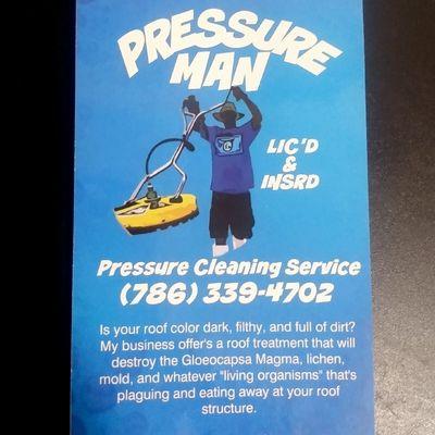 Avatar for PRESSURE MAN